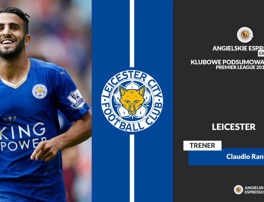 To tylko kolejny tekst o mistrzostwie Leicester