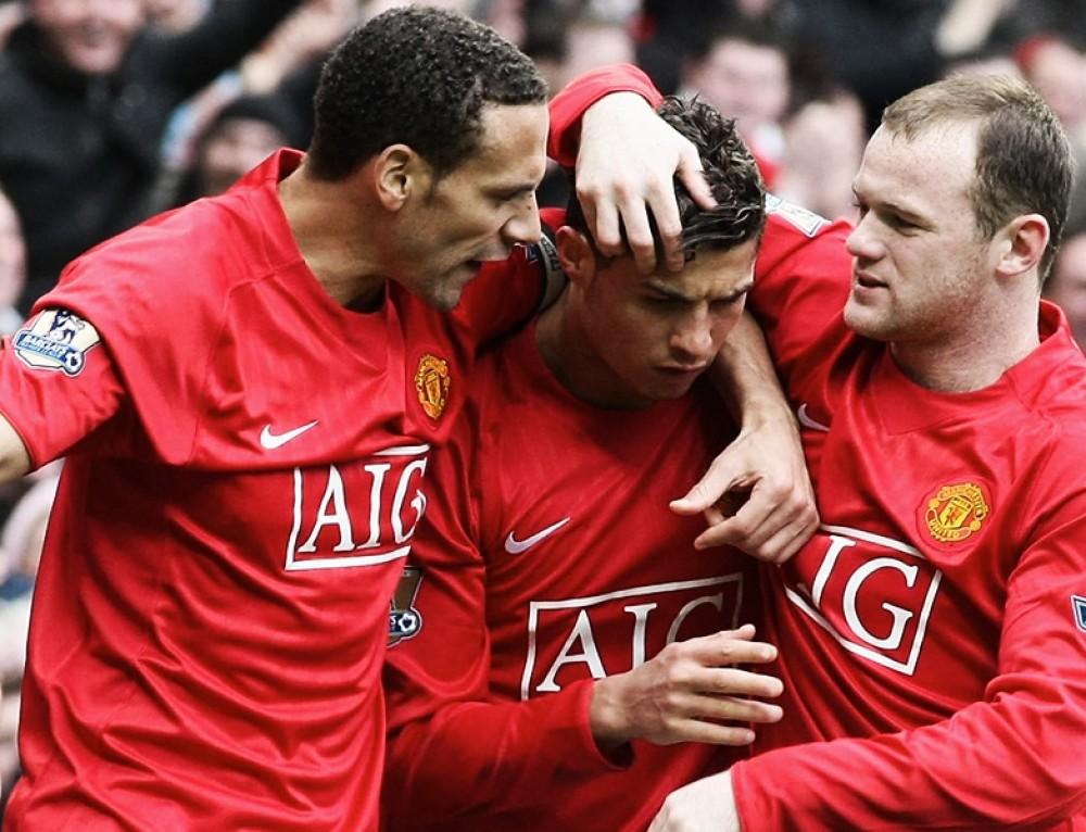 Jak Czerwone Diabły dokuczały Ronaldo.