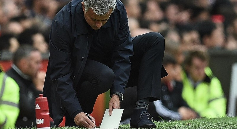 Jose Mourinho zapiski