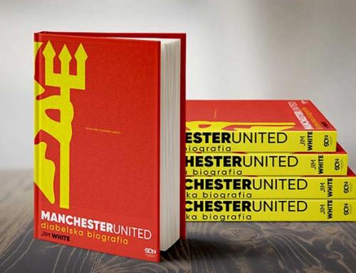 Twoje imię i nazwisko na okładce książki o Manchesterze United!
