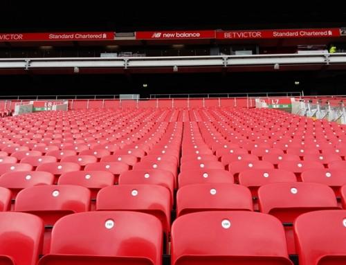 O tym, jak pojechałem na Anfield i nie usłyszałem YNWA