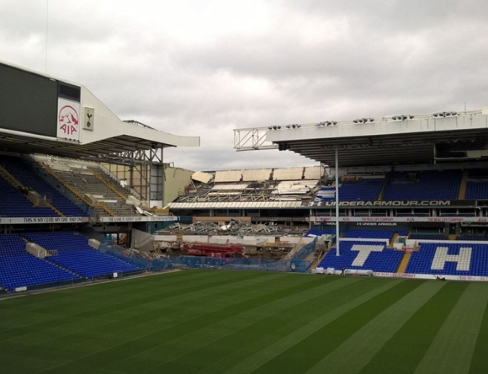 Ciemne strony przeprowadzki Tottenhamu