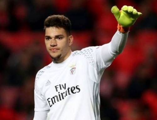 Benfica potwierdza transfer Edersona