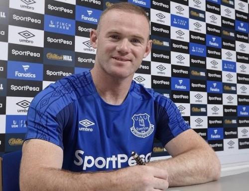 Wayne Rooney oficjalnie w Evertonie! Czy poprowadzi The Toffees do sukcesów?
