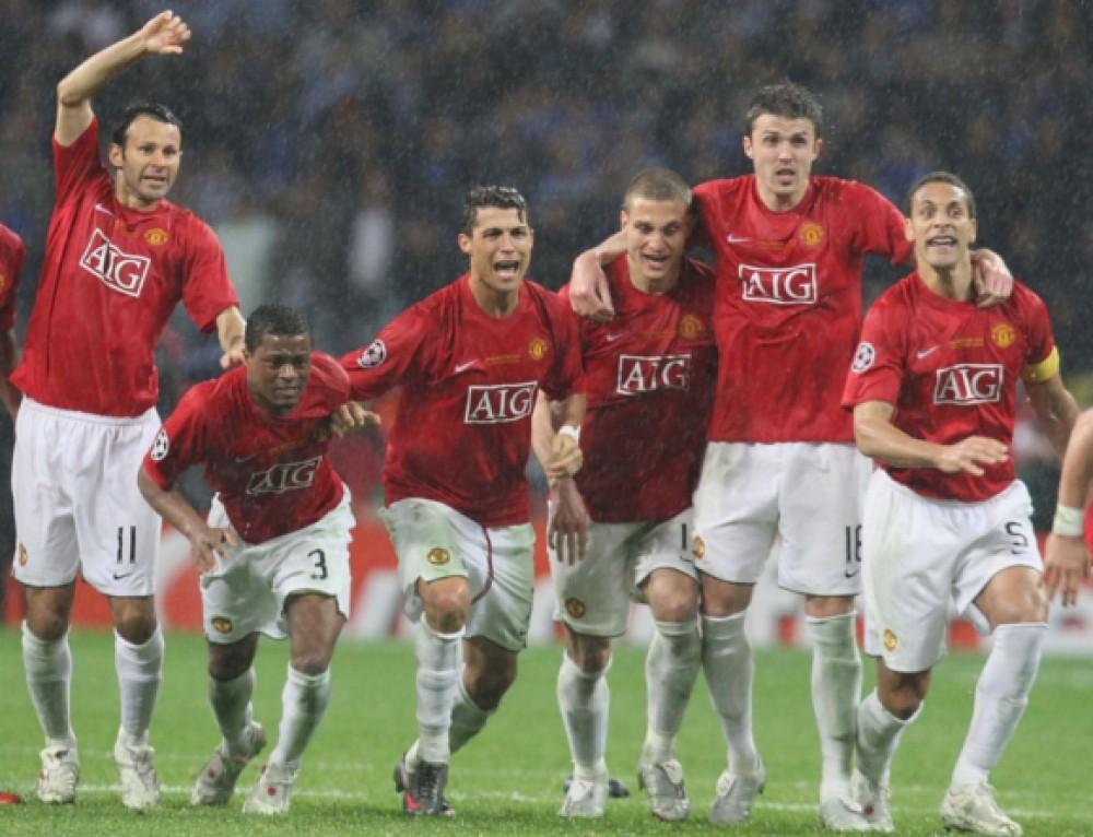 Gdzie oni są? Mistrzowska drużyna United z Moskwy