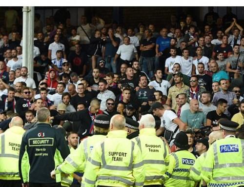 UEFA nałoży karę na Everton