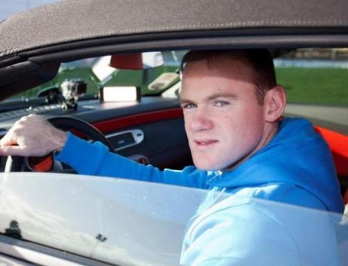 Rooney na podwójnym gazie? Napastnik Evertonu aresztowany!