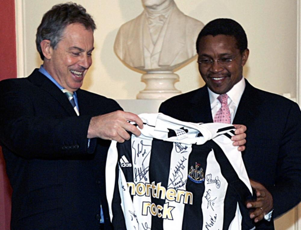 Tony Blair i pomysł brytyjskiej Superligi