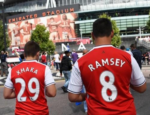 Arsenal z Liverpoolem zagrają w Wigilię?