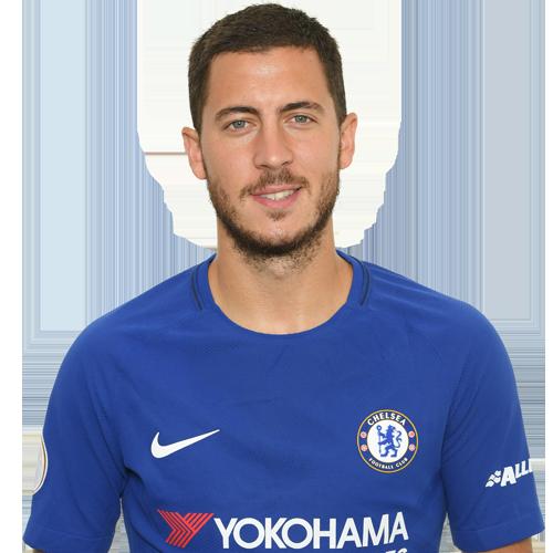 Eden Hazard (10.9)