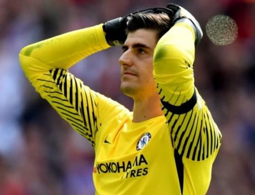 Zamieszanie z nowym kontraktem Courtoisa. Belg odejdzie z Chelsea?