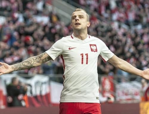 """Kamil Grosicki: """"Mogę iść do każdego klubu Premier League, bo kocham tę ligę"""""""