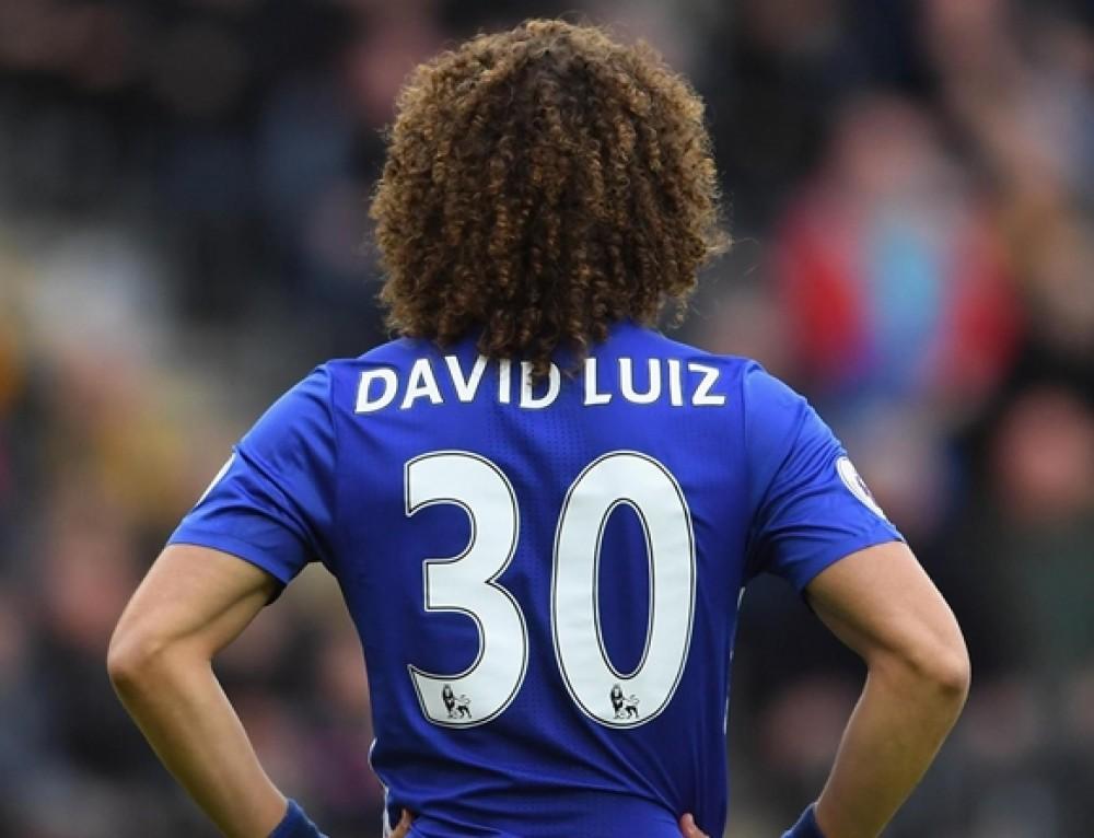 David Luiz na celowniku Realu