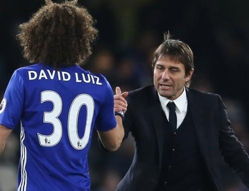 David Luiz przywrócony do składu. Konflikt z Conte zażegnany?