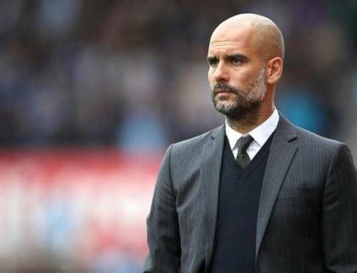 Pewien menedżer potrzebuje nowego zawodnika w styczniu. To Pep Guardiola!