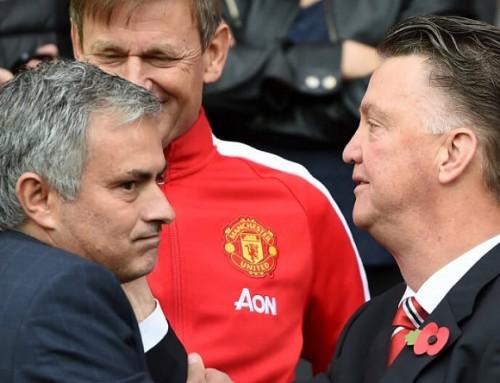 "Van Gaal: ""United gra nudniej niż za mojej kadencji"""