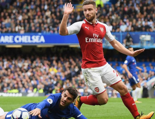 Trzej muszkieterowie z obrony Arsenalu