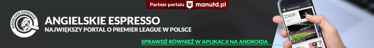 Angielskie Espresso - partner portalu ManUtd.pl