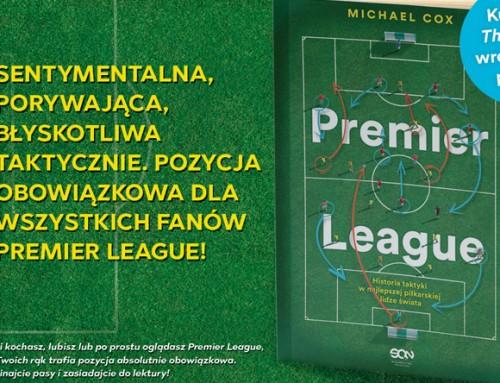 """Taktyka, historia, Premier League. Recenzja książki """"The Mixer"""""""