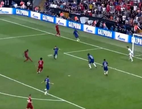 Świetny gol Mane! Co za emocje w dogrywce Superpucharu Europy!