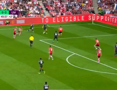 Ależ gol dla Liverpoolu! Sadio Mane wyprowadza Liverpool na prowadzenie