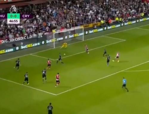 John Lundstram daje prowadzenie Sheffield United! Dominacja beniaminka nad Crystal Palace