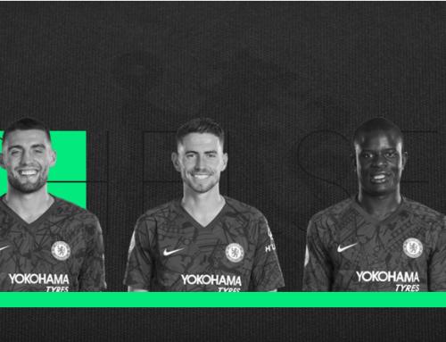 Gdzie dwóch gra, tam trzeci siedzi. CzyN'Golo Kante wróci dopierwszego składu Chelsea?