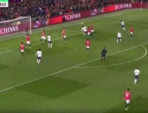 Bergkamp style! Cudowne zagranie Alliego igol dla Tottenhamu!
