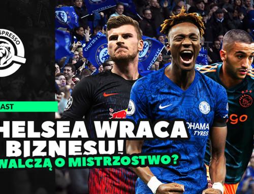 """,,Chelsea wraca dobiznesu!"""" – Werner iZiyech wzmocnią The Blues"""