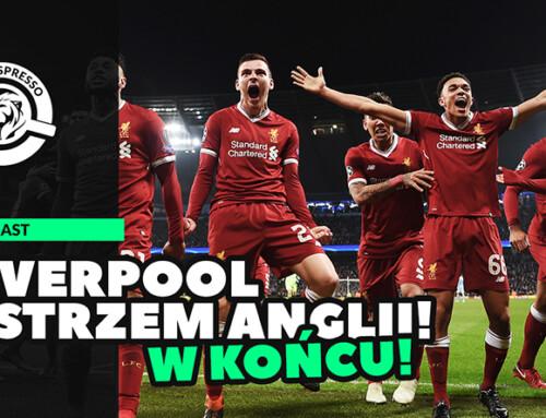 Liverpool mistrzem Anglii! | Przerwa nakawę