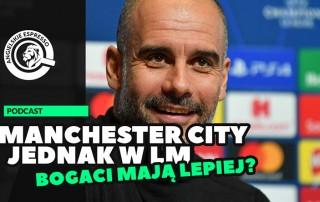 Ban Manchesteru City na Ligę Mistrzów