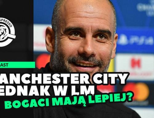 Manchester City jednak wLidze Mistrzów! Bogaci mają lepiej?