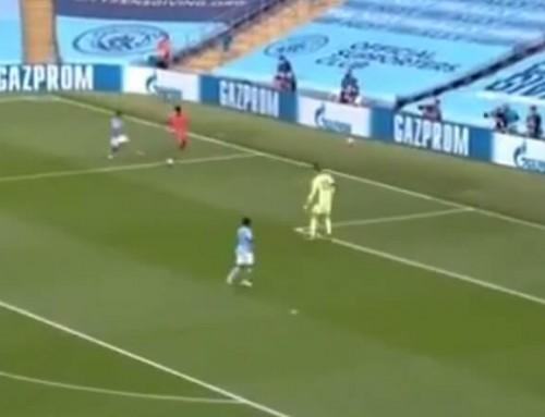 Katastrofa! Tragiczne zachowanie Varane'a dało gola City. Real przegrywa zObywatelami