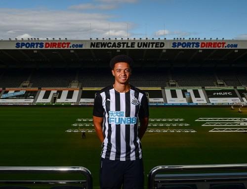 OFICJALNIE: Jamal Lewis kolejnym nabytkiem Newcastle United
