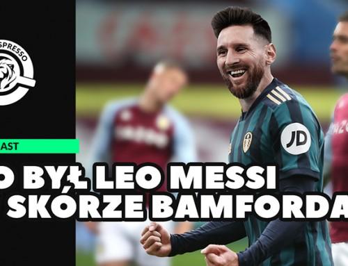 Tobył Leo Messi wskórze Patricka Bamforda! | Przerwa nakawę