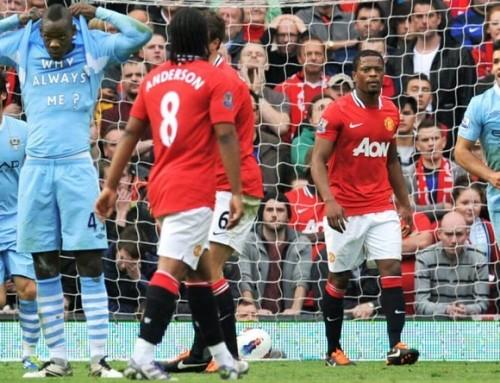 Gdzie oni są? XI Manchesteru United, któraprzegrała 1:6 zCity