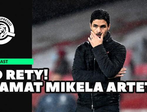 Orety! Dramat Mikela Artety | Przerwa nakawę
