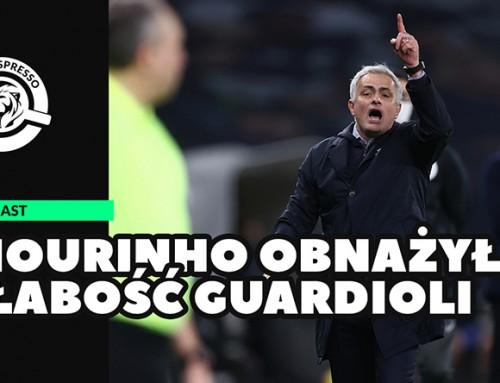 Mourinho obnażył słabość Guardioli | Przerwa nakawę