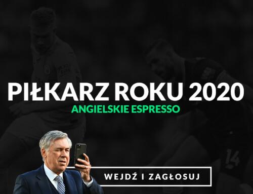 Piłkarz Roku AE 2020