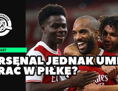 Arsenal jednak potrafi grać wpiłkę? | Przerwa nakawę | S02E15