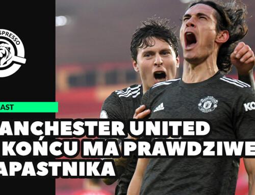 Manchester United wkońcu ma prawdziwego napastnika | Przerwa nakawę