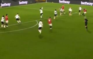 Pogba gol Fulham