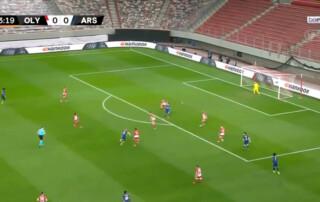 Odegaard goal