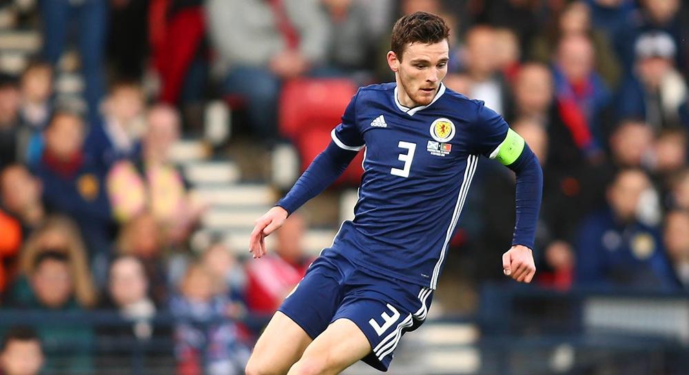 Andrew Robertson Szkocja